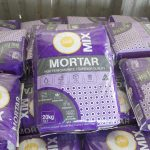 mortar-mix