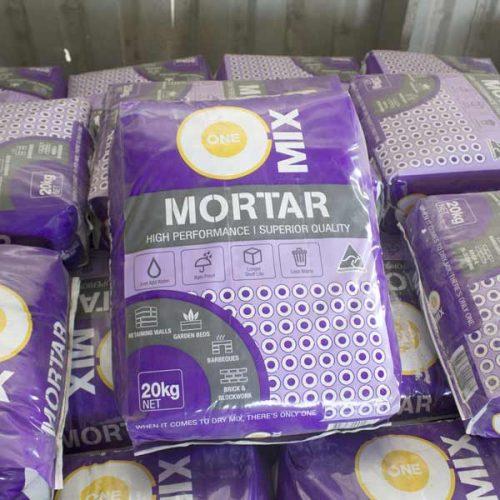 mortar-mix