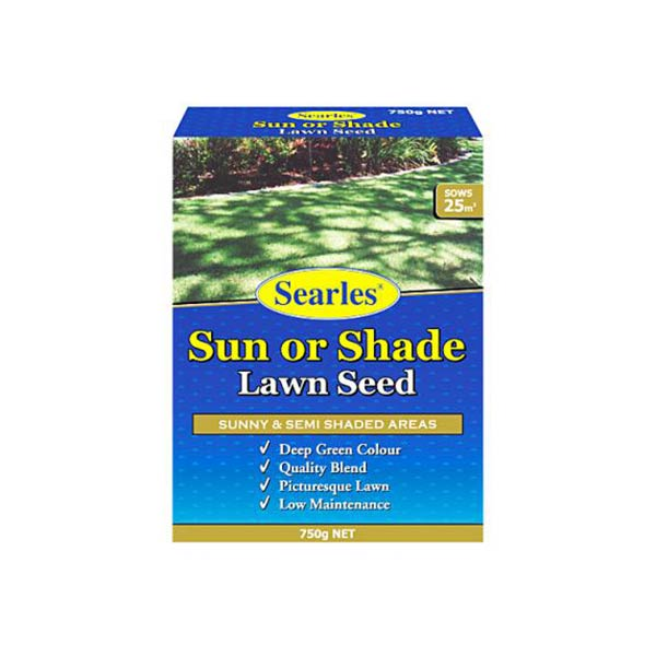 Searles Quick Couch Lawn Seed North Brisbane Landscapes