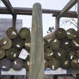 125mm-x-2.4m-cca-treated-log