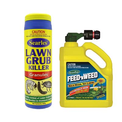 Weed & Pest Control