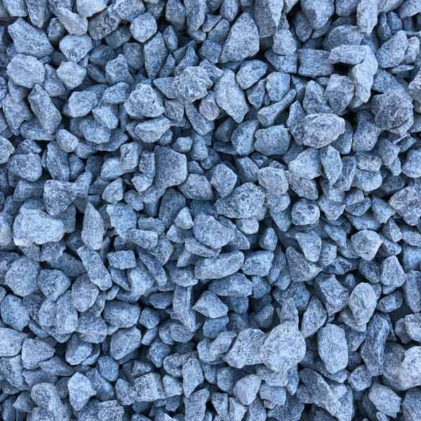 20mm blue metal gravel